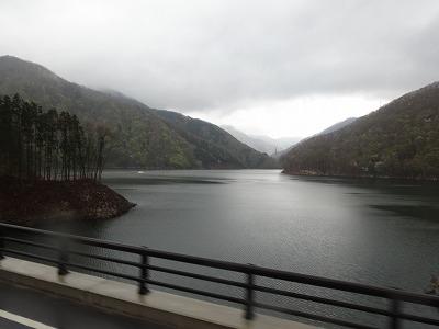 水陸両用車 景色