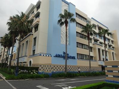 ディズニーアンバサダーホテル