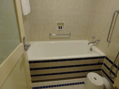 ディズニーアンバサダーホテル お風呂