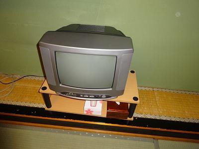 伊藤園ホテル テレビ