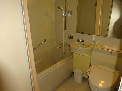 コスモスクエア国際交流センター 浴室