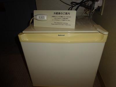 コスモスクエア国際交流センター 冷蔵庫