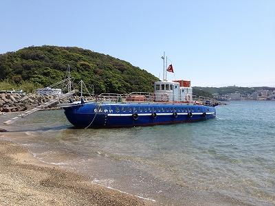 南紀白浜グラスボート