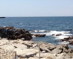 崎の湯の絶景