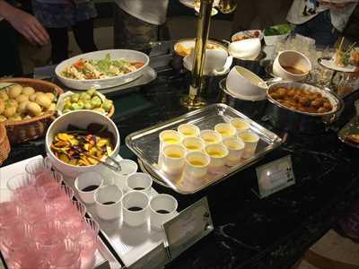 ディズニーランドホテル ブッフェレストラン