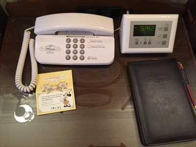 ディズニーランドホテル 電話