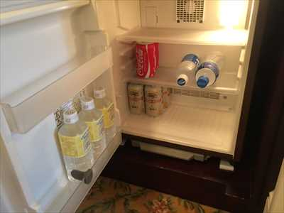 ディズニーホテル 冷蔵庫